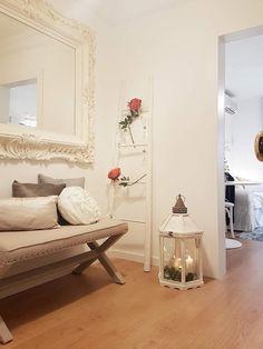Antes y después: de piso anticuado a hogar elegante Oversized Mirror, House, Furniture, Home Decor, Showroom, 1, Decorating, Ideas, Hall Mirrors