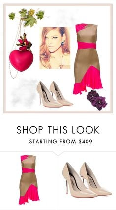 Abend Look by duchessgermany on Polyvore featuring Mode, Lattori and Sophia Webster