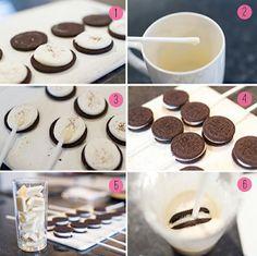Você quer aprender a fazer um Cake Pop que além de gostoso vai enfeitar a sua festa? Então olha só esse PAP super fácil de Cake Pops de bola...