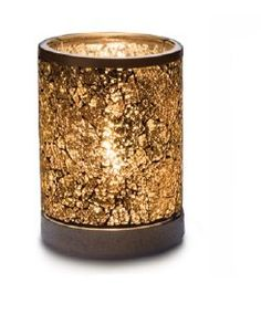 Scentsy Shade Warmer - Gold Crush ** You can find out more details at the link of the image. (This is an affiliate link and I receive a commission for the sales)