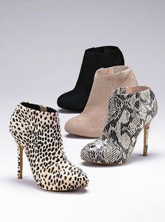 Stiletto Bootie - VS Collection - Victoria's Secret