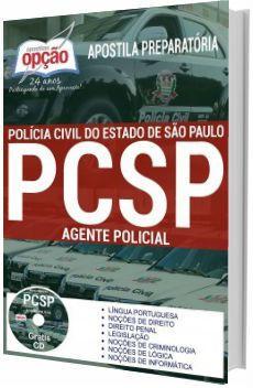 Apostila Concurso Pc Sp 2018 Agente De Policia Concurso Pc Sp