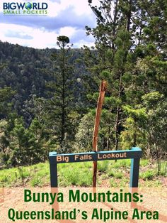 A trip to the stunning Bunya Mountains National Park in Queensland, Australia had me relishing the Alpine regions of Europe in the heart of the sub-tropics! {Big World Small Pockets}