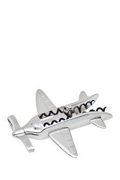 Godinger   Airplane Self-Pull Corkscrew   Nordstrom Rack