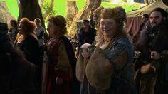 Dwarf women.