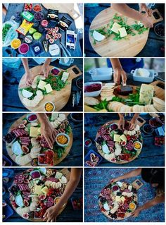 New wedding food platters meat ideas Party Platters, Food Platters, Cheese Platters, Snacks Für Party, Appetizers For Party, Appetizer Recipes, Fruit Party, Parties Food, Cheese Appetizers