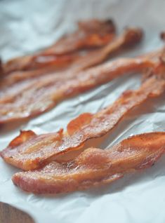 Air Fryer Bacon - You'll never want to bake bacon in your oven again!