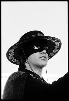 The Mask of Zorro with Antonio Banderas by Greg Williams 002