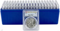 #New post #2017 $1 American Silver Eagle PCGS MS70 First Day of Issue - Box of 20  http://i.ebayimg.com/images/g/IX4AAOSwopRYiVkv/s-l1600.jpg      Item specifics    									 			Weight:   												31.101 grams  									 			Diameter:   												40.6 mm    									 			Composition:   												.9993 silver, .0007 copper  									 			Grade:   												MS70    									 			Edge:   												Reeded  									... https://www.shopnet.one/2017-1-american-silver-eagle-p