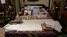 Old Glory in Greenwood mo 2015 heirloom linens