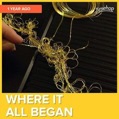 #mulpix One year ago today, I was working in the crown that started it all. I've learned so much since then!  Where it all began  #timehop  #princess  #tiara  #bride  #memories  #jewelry  #hair  #birthday  #wirewrapping  #medieval  #renaissance  #costume  #crafty  #crafts  #makeup  #ooak  #etsy  #hair  #etsyshop  #model  #beautiful  #wedding  #bridal  #happy  #smile  #redhead  #fun  #magical  #whimsical  #love  #gypsy