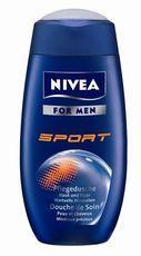 NIVEA Douche homme SPORT 250ml @sunstore.ch Mans World, Shower
