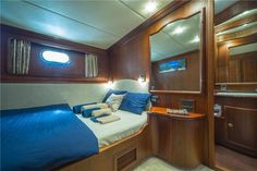 Luxury ALBA - Motor sailer Check more at https://eastmedyachting.co.uk/yachts/alba-motor-sailer/