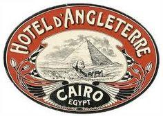 Cairo (Erdinç Bakla archive)