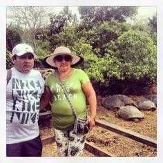 En la estación Charles Darwin Santa Cruz galápagos Ecuador