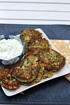 Greek Lamb Keftedes with Paleo Tzatziki: Summer Picnic Perfection ...