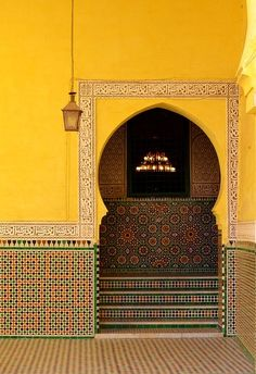 Moroccan Tile by Chrissy Olson on Flickr
