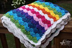 Triple the Scraps: Crochet  Patters version