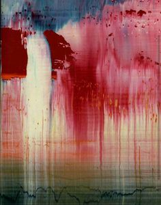 Gerhard Richter is a German visual artist. Richter has simultaneously produced abstract and photorealistic painted works, as well as photographs and glass pieces