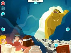 Odysseus for Kids – Homer's The Odyssey with an Early Education Twist