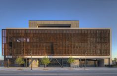 Hardesty Arts Center,© Ralph Cole Photography