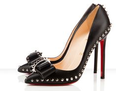 Shoe Daydreams: Loving Lucifer  #Louboutin #Lucifer #spike #heels