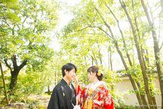 姫路の和装前撮り 結婚式のロケーションフォト   結婚式の写真撮影 ウェディングカメラマン寺川昌宏(ブライダルフォト)