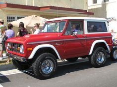 Ford classic early bronco  Timkhana
