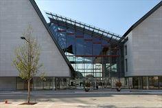 MUSE - Museo delle Scienze, Trento, 2013