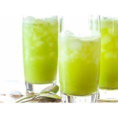 Sundt alternativ til saftevand og andre søde sager. Denne friske drik smager skræmmende lækkert - hele året!