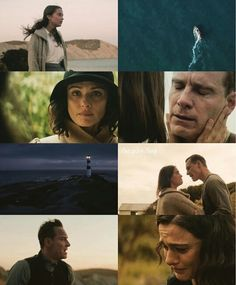 Resultado de imagen de the light between oceans tumblr