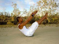 8 Yoga Poses for Men
