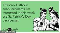 My Interest In Catholic-Related Announcements This Week...