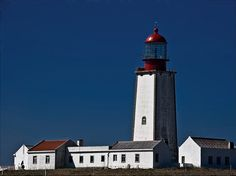 Berlengas islands lighthouse by Juan Carlos Balbas, via 500px