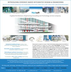 INTRODUCING EVIDENCE BASED INTEGRATED DESIGN & ENGINEERING form Neilsoft Engineering Consulting, Building Design, Transportation, Health Care, Management, Technology, Architecture, Building Information Modeling, Arquitetura