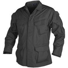 Helikon SFU Shirt Polycotton Ripstop Black