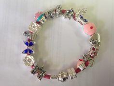 Donna Mia bracelet Pandora Charms, Charmed, Bracelets, Jewelry, Bangle Bracelets, Jewellery Making, Jewerly, Jewelery, Jewels