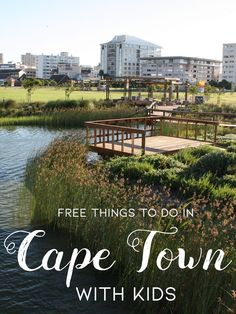 So here is a list of free things to do with kids in Cape Town. Yes, all these ideas cost nothing. I'm always keen on a bargain and free is the best bargain around!