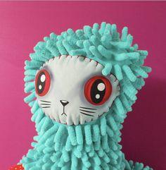 Lala - TOLOACHE - art toys - Mexico - hecho a mano - hecho en Mexico
