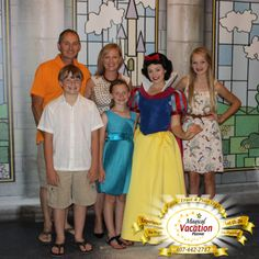 The Princess makes time for everyone when you're at Walt Disney World or Disneyland!  We can help take the work out of getting there. Our expert travel specialists will provide you with free, personal care in planning your trip. And it will always be at the best price available!  www.magicalvacationplanner.com 407-442-2787