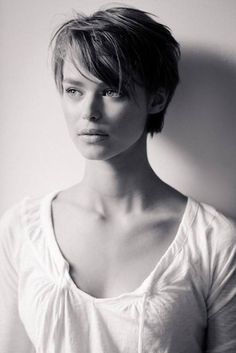 38 Short Pixie Haircuts for Thick Hair – Get Your Inspiration for 2019 – Short Pixie Cuts 38 Short Pixie Haircuts for Thick Hair – Get Your Inspiration for 2019 – Short Pixie Cuts,Frisuren. Pixie Haircut 2014, Pixie Haircut For Thick Hair, Short Pixie Haircuts, Pixie Hairstyles, Longer Pixie Haircut, Haircut Short, Short Haircuts With Bangs, Pixie Cut With Long Bangs, Short Hair Cuts For Women