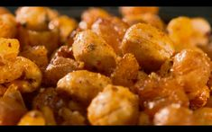 CRISPY CHICKPEAS & PEANUTS – As Seen on Restaurant: Impossible - Robert Irvine Corn Recipes, Copycat Recipes, Robert Irvine, Bbq Seasoning, Crispy Chickpeas, Brunch Dishes, Peanuts, Appetizers, Restaurant