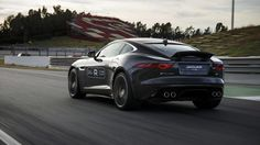 First Drive: 2015 Jaguar F-Type Coupe