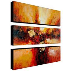 abstract iu0027u0027 wall art set u20ac
