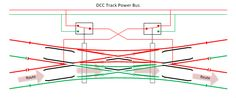 Image result for double slip switch diagram
