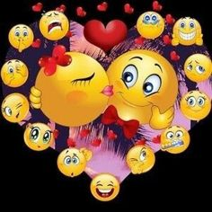 We both come from domestic violence set free to become cherished loved respected Going on yrs But there is the up downs in this marriage ( high/lows ) Funny Emoji Faces, Emoticon Faces, Funny Emoticons, Smileys, Love Smiley, Emoji Love, Kiss Emoji, Smiley Emoji, Good Morning Smiley
