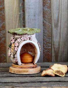 Duftlampen aus Keramik