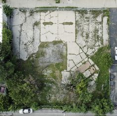 Chad Gerth: empty lots