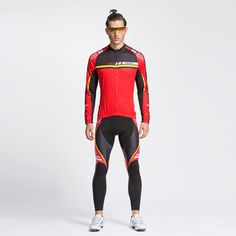 11 best Men s Long Sleeve Cycling Jersey images on Pinterest ... 410177b04