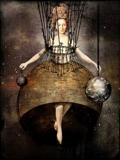 catrin welz-stein artist | See more surreal illustrations by Catrin Welz Stein here